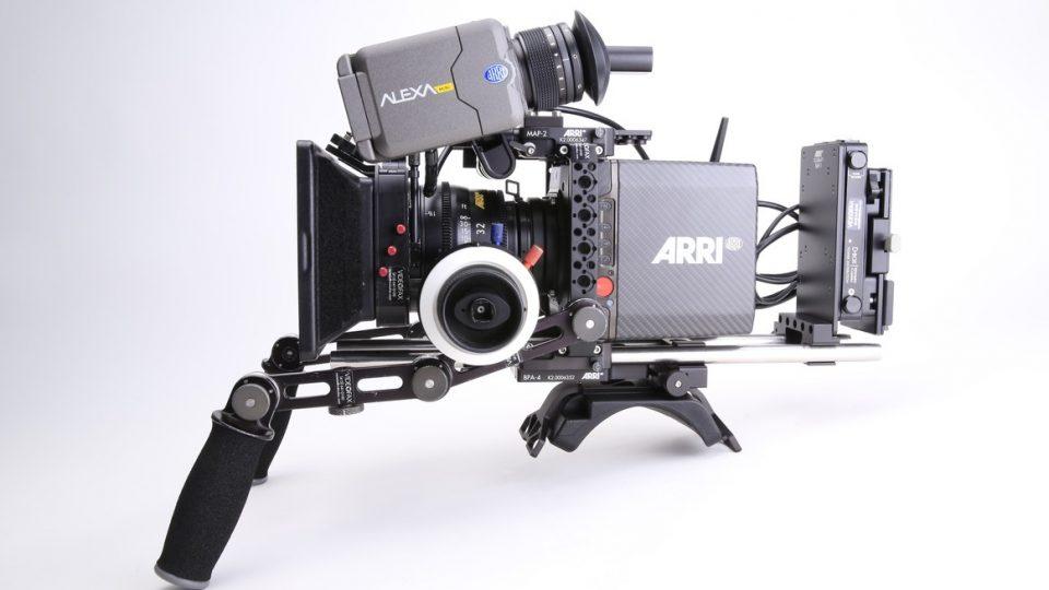 Cinematographer with Arri Alexa Mini
