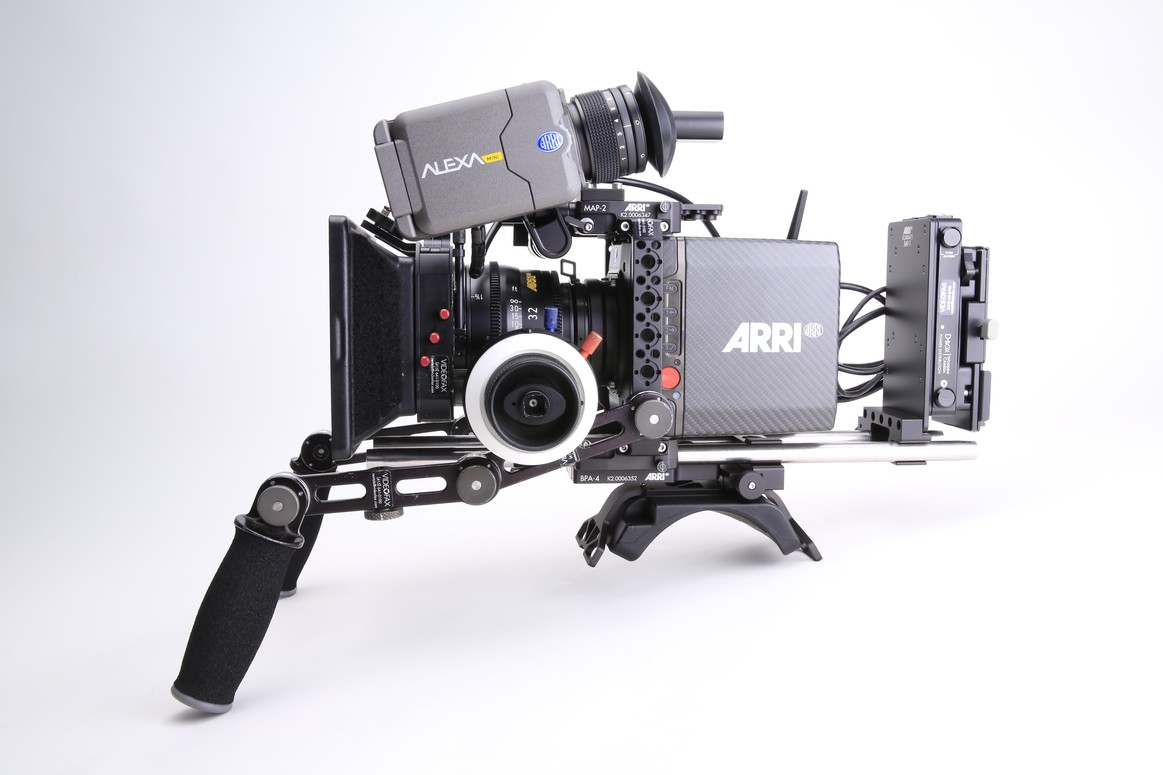 Cinematographer with Arri Alexa Mini